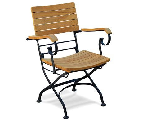 Teak Bistro Table And Chairs Folding Bistro Chair Teak Bistro Arm Chair Teak