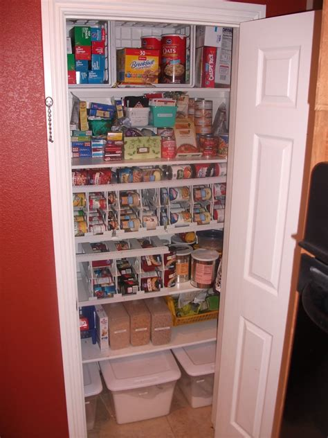 kitchen pantry closet organization ideas no recipe we make starts with open a can of however
