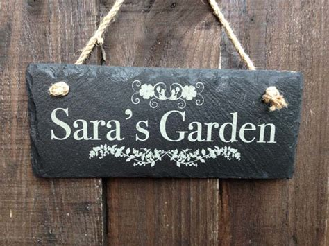 Personalised Signs For Sheds by Personalised Garden Signs Personalised Garden Signs