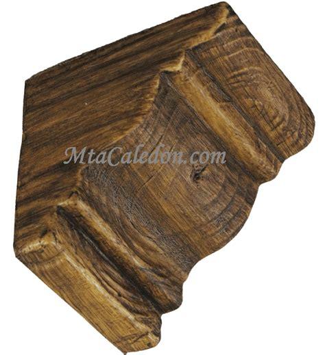 Faux Wood Corbels stc 10 faux wood corbel mta caledon