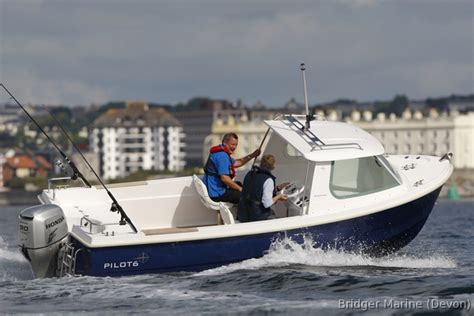 fishing boats for sale south west uk westport pilot 6 in devon south west boats and outboards