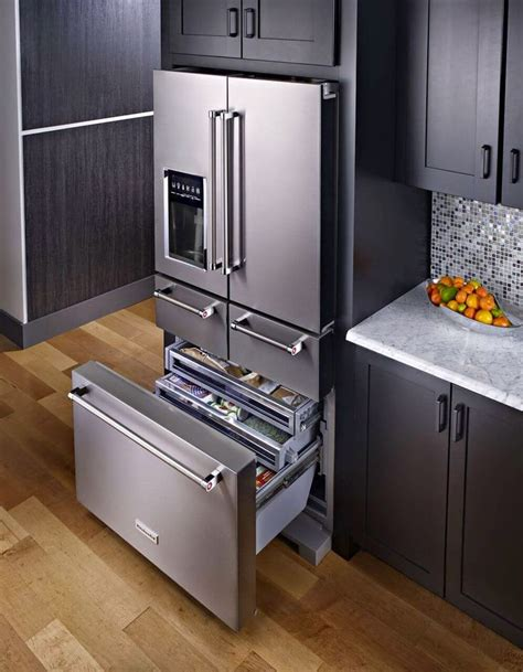 top kitchen appliances 25 best ideas about kitchenaid refrigerator on pinterest stainless steel refrigerator home