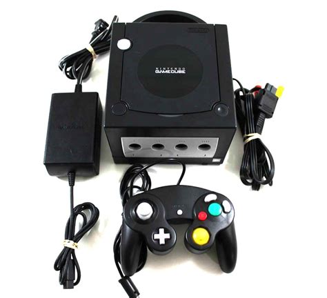 ori systems price nintendo gamecube black system console used