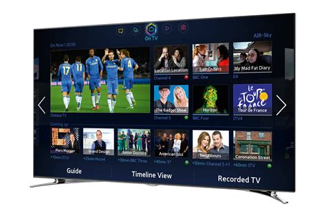 samsung 55 inch f8000 series 8 smart 3d hd tv