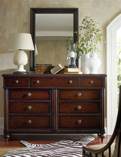 bedroom dresser pulls cheap dresser with mirror kincaid furniture stone ridge