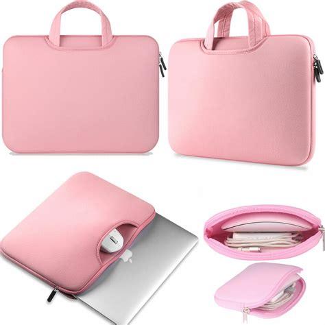 laptop bag notebook handbag carry bag for 11 quot 13 quot 15 quot macbook air pro retina ebay