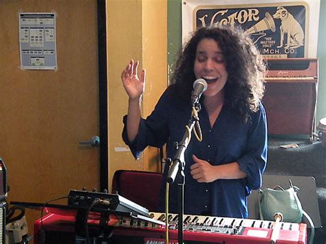 cherry tree xenia rubinos wfmu irene trudel playlist from august 12 2013