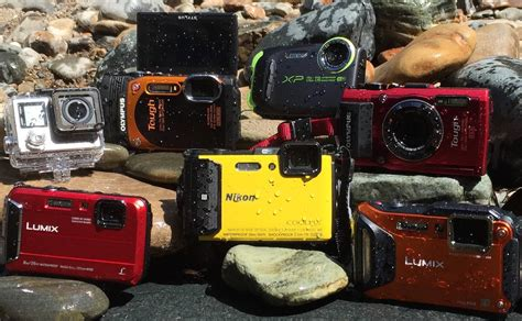 best rugged point and shoot top 8 waterproof cameras for rugged adventure 2016