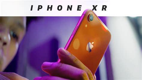 iphone xr a notch above