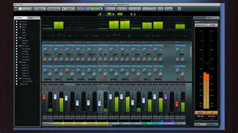 Mixer Audio Sound Sistem steinberg nuendo 6 audio post production daw software best