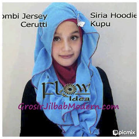 Jilbab Serut Kupu Modern jilbab syria hoodie kupu fanta biru grosir jilbab modern jilbab cantik jilbab syari jilbab instan