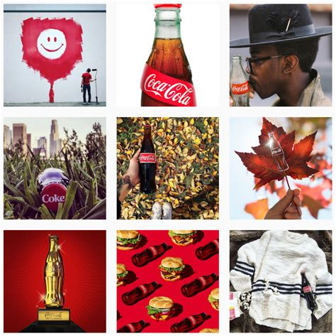 theme line coca cola 10 steps to building the perfect instagram profile for