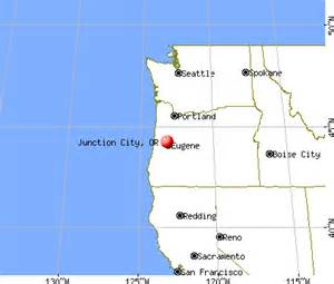 junction city oregon map junction city oregon or 97448 profile population maps