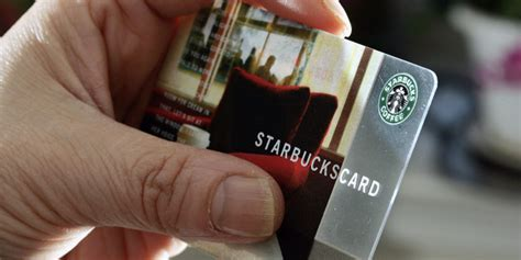 Stolen Starbucks Gift Card - scammers may be able to steal money through your starbucks card huffpost