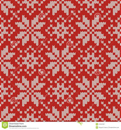 nordic pattern ai nordic knitted seamless pattern stock vector image 47567007
