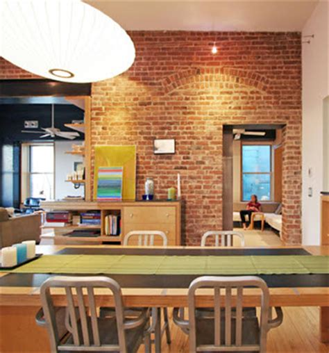 brick accent wall looks pretty to me house idea brick accent wall