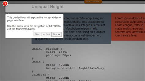 tutorial jquery website 40 useful jquery tutorials for web developers