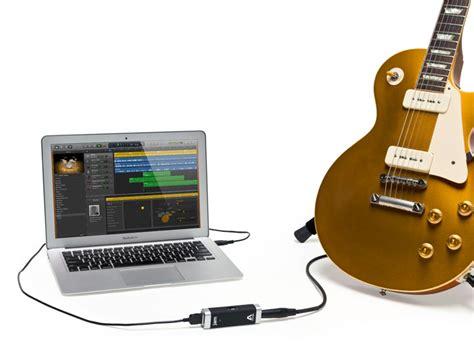 Garageband Guitar Jam Guitar Interface For Mac Apogee Electronics