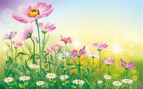 wallpaper flower portrait flower garden background 183
