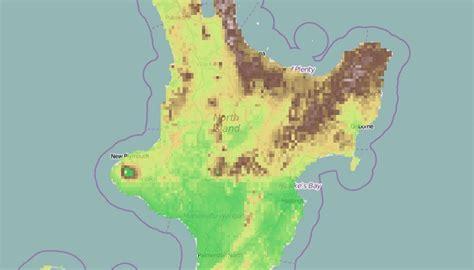 climate change  hit nz hardest revealed   interactive map newshub