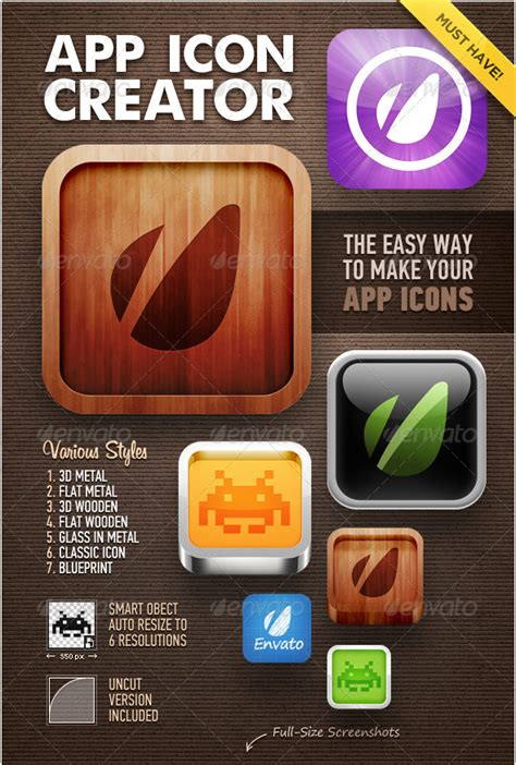 android icon generator app icon creator icons software themesquirrel
