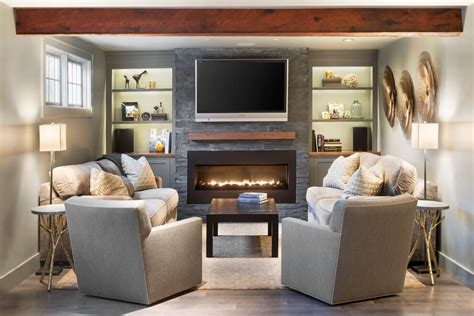 Living Room Ideas Without A Fireplace 44 Charming Living Rooms With Fireplaces Marble Buzz