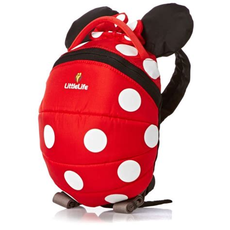 Minnie Mouse Toddler Backpack disney minnie mouse toddler backpack with
