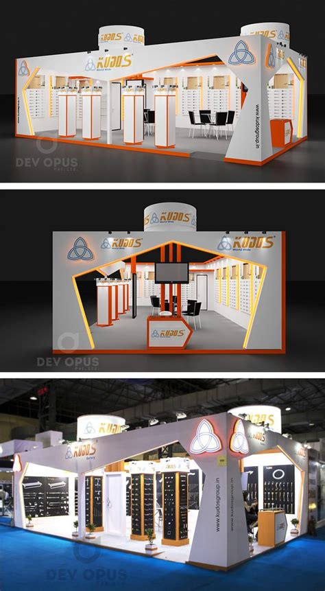Smarthome Ideas affordable exhibition stall design