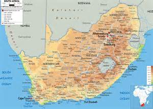 road map of south maps of south africa map library maps of the world