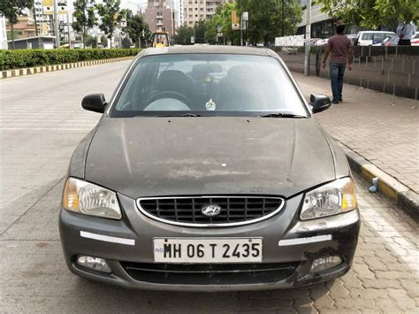 hyundai accent price india used hyundai accent executive cng in pune 2002 model