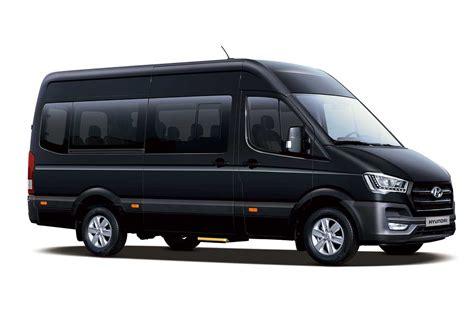 van hyundai 2015 hyundai h350 passenger bus the fast lane truck