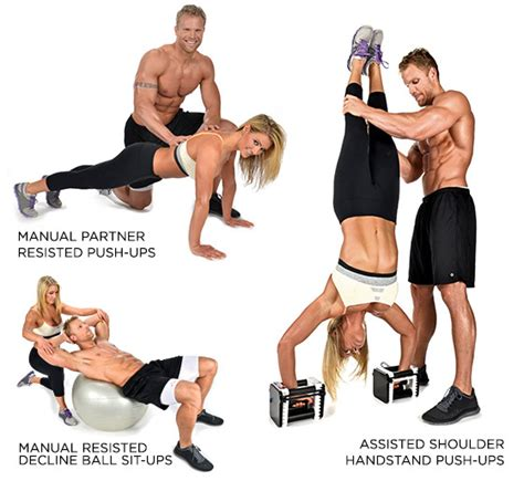 new year exercise program home exercise routines couples