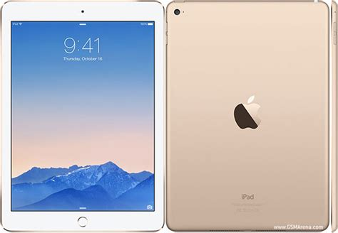 Storage Devices by Apple Ipad Air 2 Pictures Official Photos