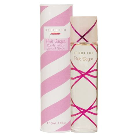 Pink Sugar shop here pink sugar fragrance products by aquolina from