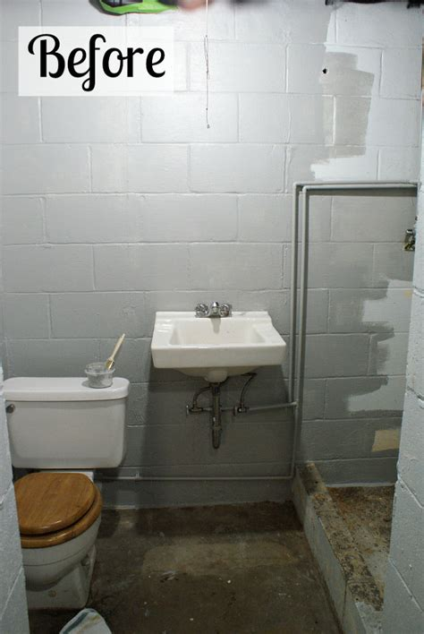 hometalk basement bathroom spruce