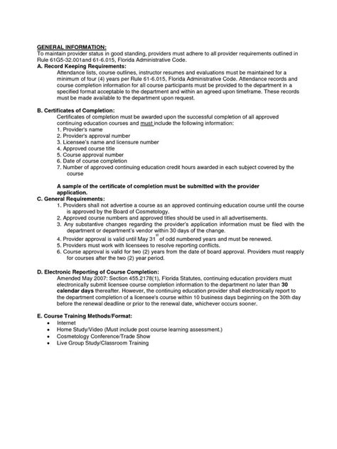 Recommendation Letter For Continuing Education resume exles continuing education resume ixiplay free