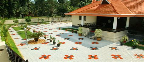 Designer tiles tiles amp pavers interlocking paver blocks karunagappally kollam kerala ms