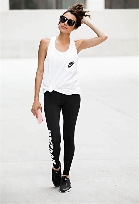 lazy girls guide  nailing sporty summer outfits