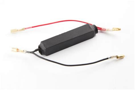 led resistor watt sw motech kobra led resistor for use with oem 21 watt indicators