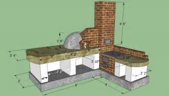 Outdoor Kitchen Plans And Photos How To Build An Outdoor Kitchen Howtospecialist How To