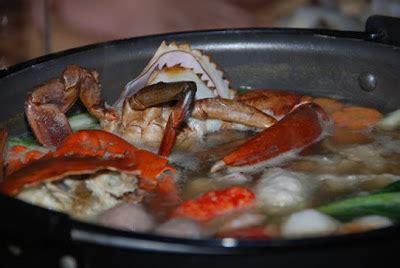 Panci Di Carrefour papi lukas masak shabu shabu di rumah