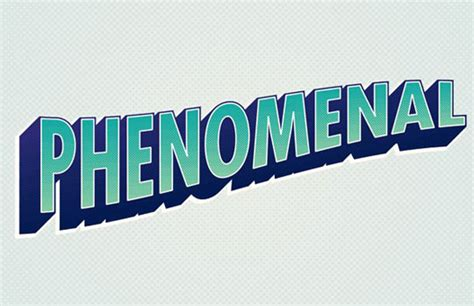 tutorial illustrator text effects awesomely brilliant adobe illustrator text effects