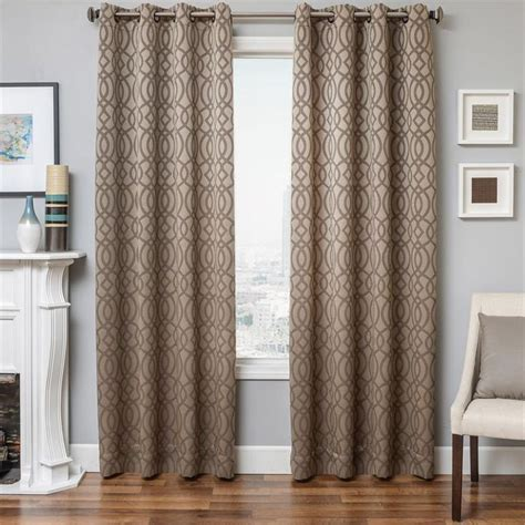 extra long cream curtains 17 best images about modern chocolate draperies on