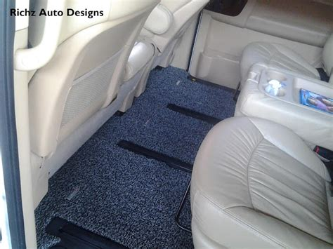 jual produk comfort karpet hyundai h1 richz auto designs