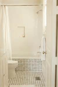 Tile Bathtub Shower Combo by Subway Tiled Tub Shower Combo Design Ideas