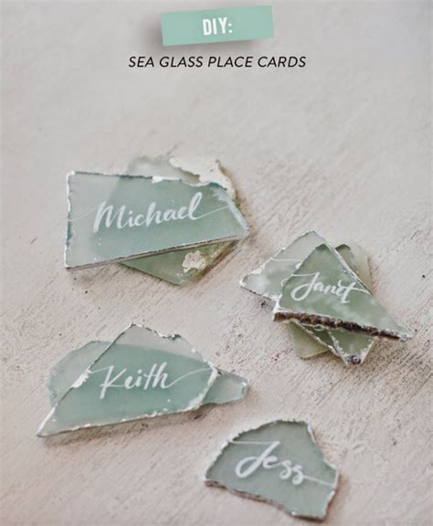 diy place cards 21 diy placecards crafted