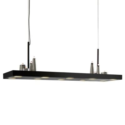 Rectangular Island Light Led Designer Island Light Rectangular Base And Charming Beautifulhalo