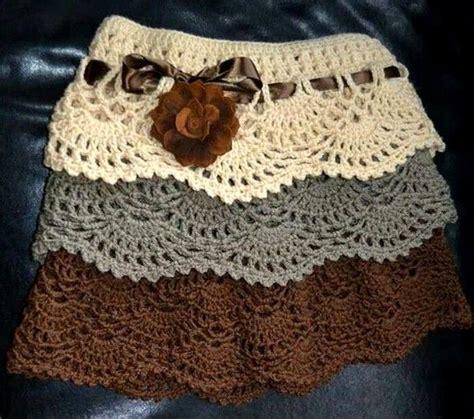 falda con arandelas tejida a crochet para ni 241 as youtube mejores 162 im 225 genes de polleras a crochet en pinterest