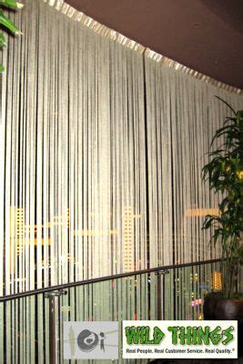 wild things curtains custom string curtains showcase planet hollywood resort