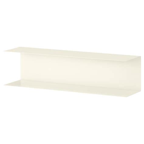 ikea wall ledge botkyrka wall shelf white 80x20 cm ikea